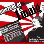 1 de Maig 2007 - Cartell Sabadell