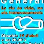 cartell assemblea PDE