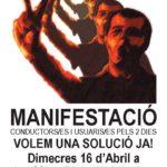 cartell mani 16 d'abril