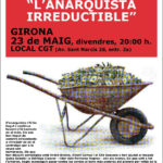 cartell xerrada Girona