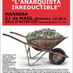 cartell xerrada Manresa