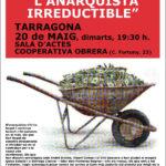 cartell xerrada Tarragona