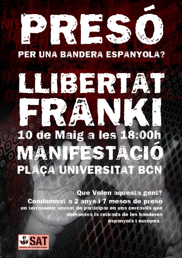 cartell 10 maig Bcn