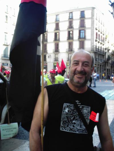 El company Paco Sánchez.