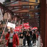Mani 1 maig CGT Girona