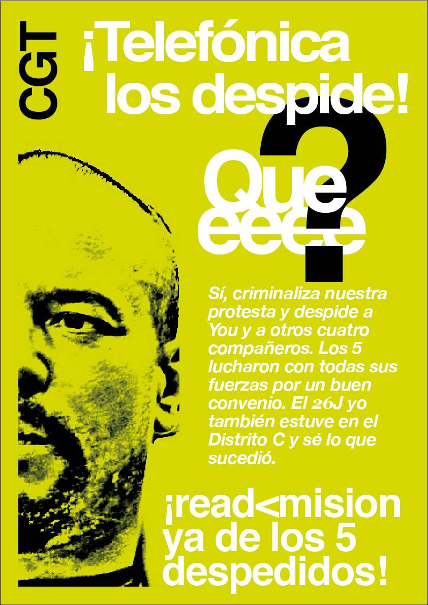 cartell campanya