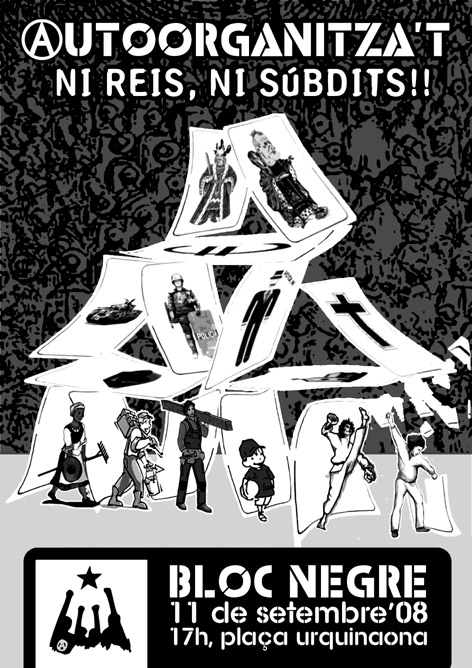 cartell Bloc Negre 08