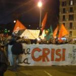 Capçalera de la manifestació
