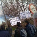 fotos de la manifestació