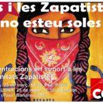 Cartell concentracions Lleida i Barcelona