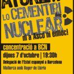 Concentració Bcn 7 d'octubre