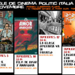 Cicle cinema polític italià