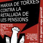 cartell 20 gener Girona