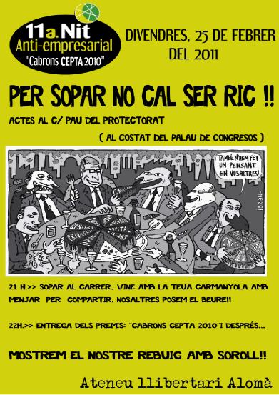 cartell sopar anti-empresarial