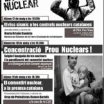 Cartell Primavera Antinuclear
