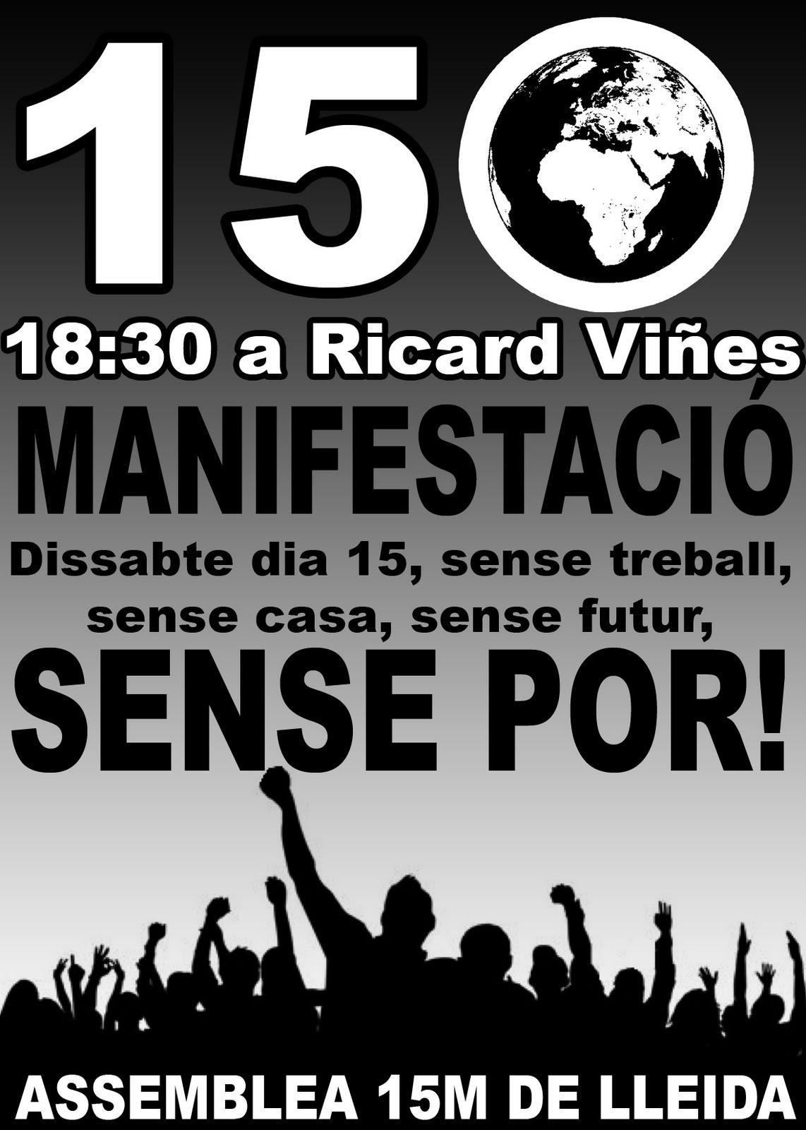 cartell 15-O Lleida