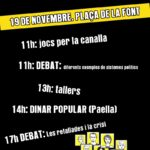 19N Tarragona