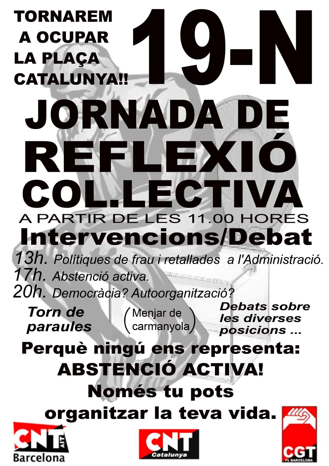Cartell Jornada Reflexio