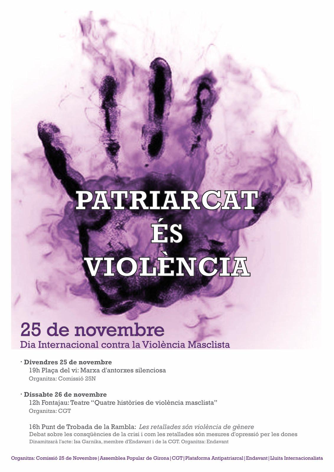 Cartell acte Girona