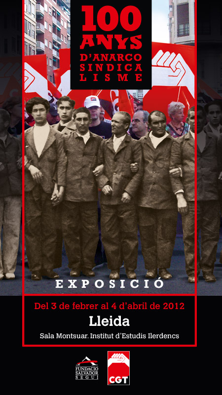 Cartell exposició Lleida