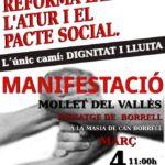 cartell 4 març Mollet