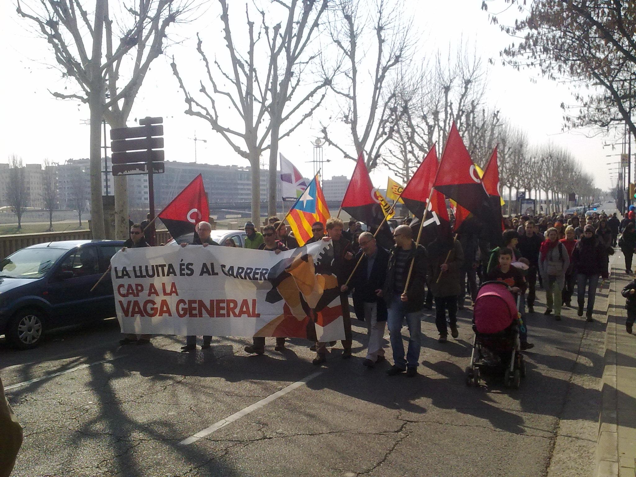 Manifestació a Lleida 01.