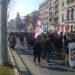 Manifestació a Lleida 08.