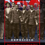 Cartell Exposicio Lleida 100anys anarcosindicalisme