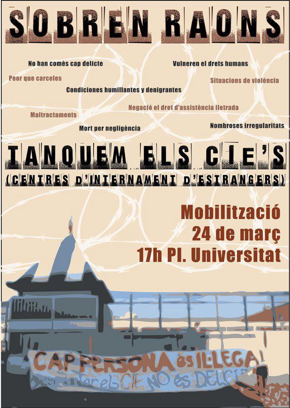 Cartell 24 març tanquem els CIE