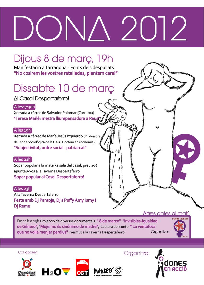cartell 8M Reus 2012