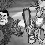 Rajoy i Mas els retalladors