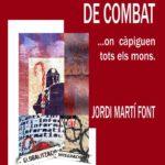 """Portada llibre """"Visions perifèriques de combat"""""""