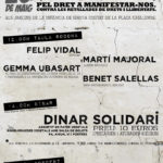 Cartell 26M Girona