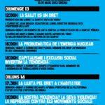 Programa activitats Girona