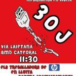 Cartell 30J Barcelona