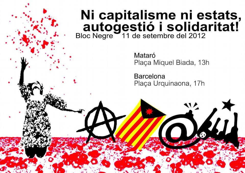 Cartell Bloc Negre 2012