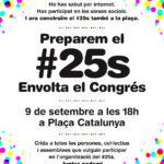 Cartell assemblea 25S Barcelona