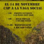 Cartell 14N Lleida