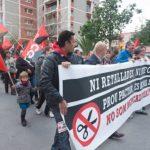 Manifestació 14N Vilanova