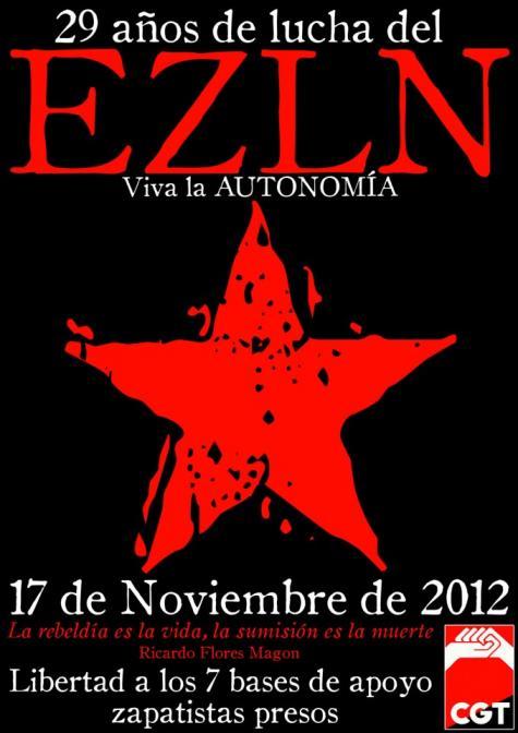 29 anys EZLN