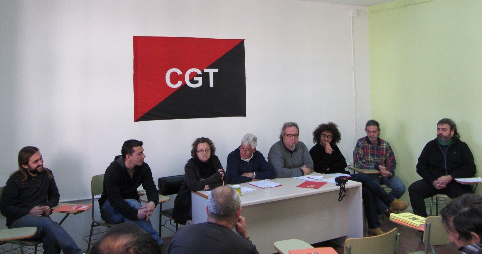 Nou Secretariat CGT Tarragona