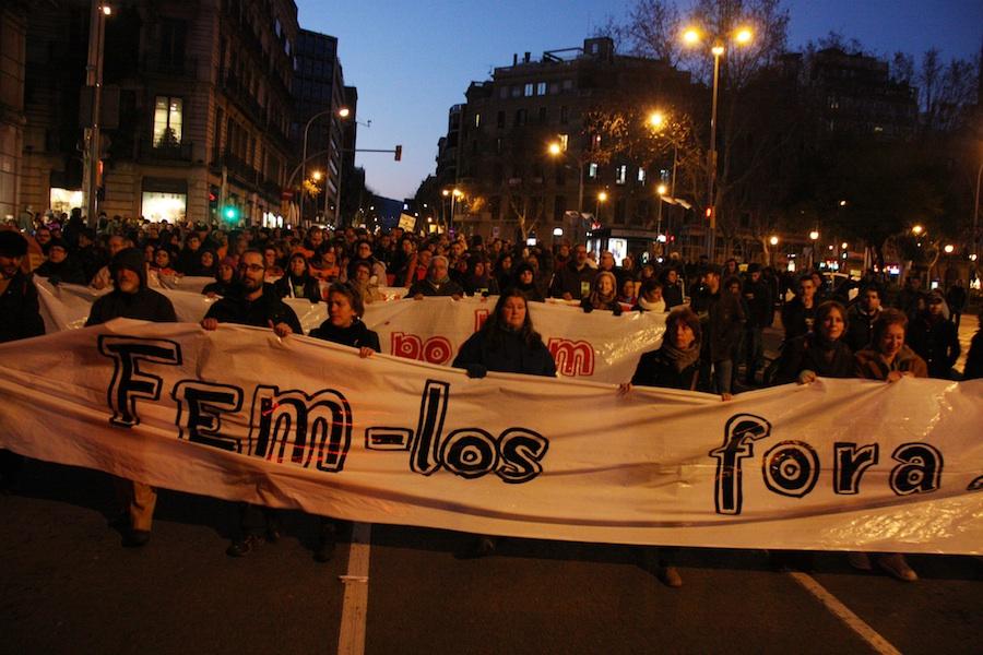 23F Barcelona