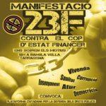 Cartell 23F Tarragona