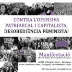 Cartell 8 març Tarragona