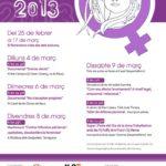 Cartell actes 8 març Reus