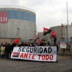 Concentració CLH Tarragona