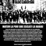 Bloc Llibertari Barcelona anticapitalista