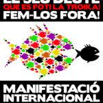 Cartell unitari 1 juny Barcelona manifestació no paguem el seu deute
