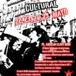 Cartell setmana cultural llibertària Rubí