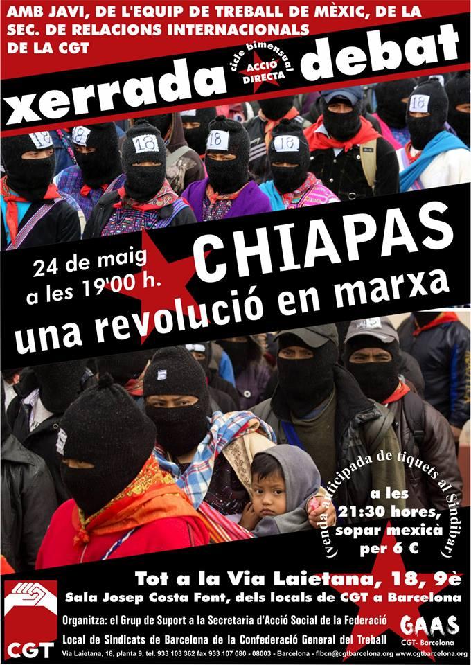Xerrada Chiapas